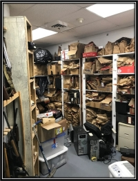 Evidence Room - July 2019
